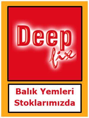 Deepfix Balık Yemi Çeşitleri