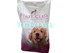 FİRST CLASS PUPPY BREED LAMB & RİCE 12 KG fotograf