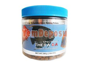 NEW LIFE SPECTRUM THERA A JUMBO FISH 2 KG KOVA fotograf