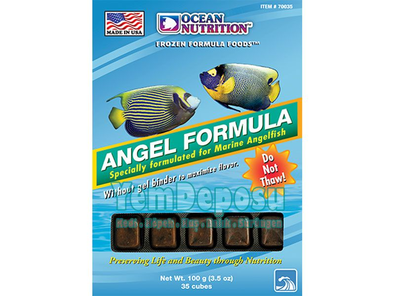 ANGEL FORMULA 2 X 100 GR fotograf