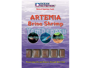 FROZEN BRINE SHRIMP ARTEMIA 2 X 100 GR fotograf