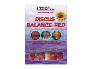 DISCUS BALANCE RED 3 X 100GR fotograf