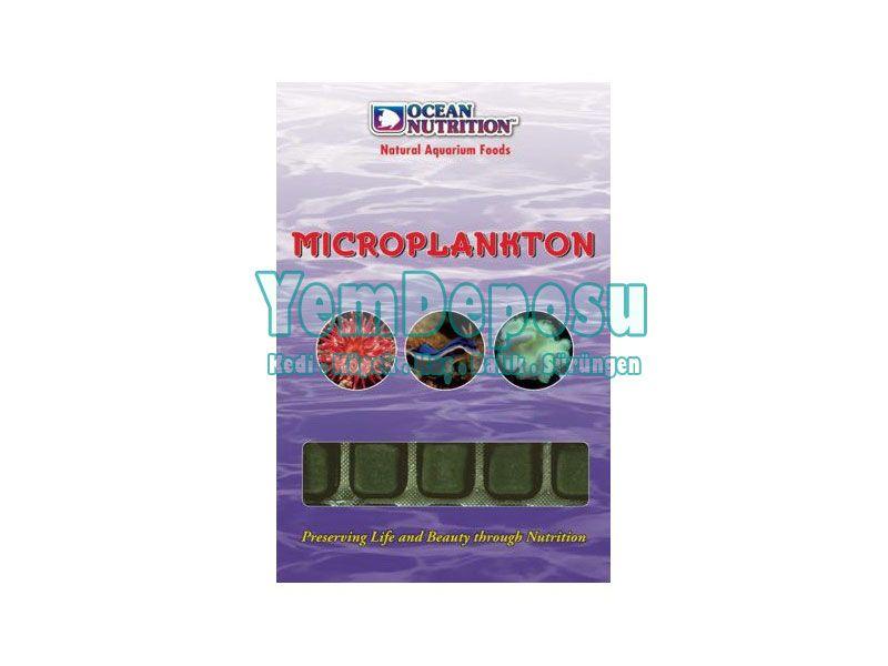 OCEAN NUTRITION MICRO PLANKTON 2 X 100 GR fotograf