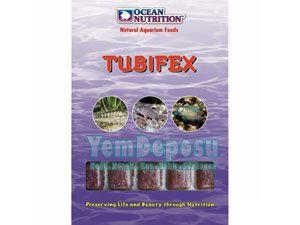 OCEAN NUTRITION TUBIFEX 3 X 100 GR fotograf