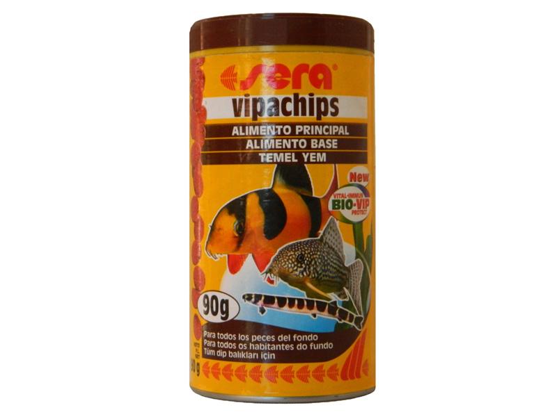 SERA VIPACHIPS TABLET BALIK YEMİ 250 ML
