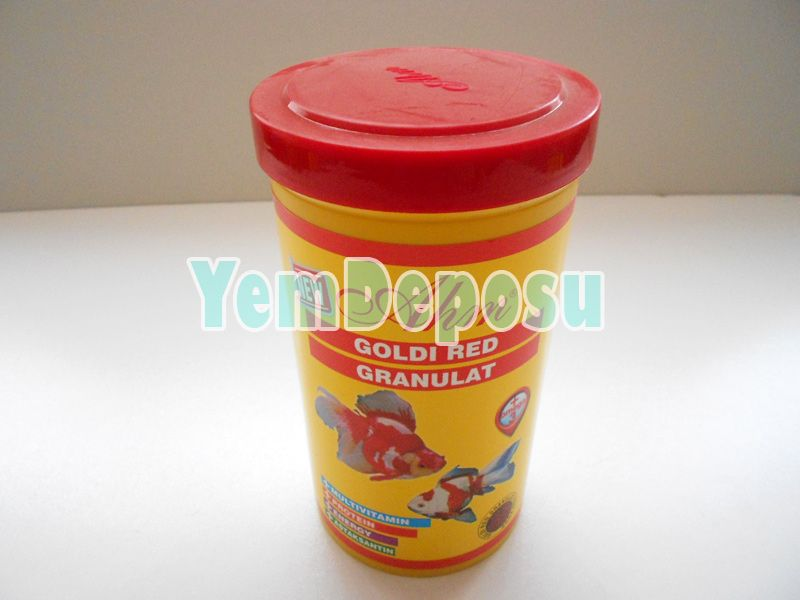 AHM GOLDİ RED GRANULAT 250 ML KUTU