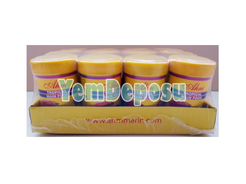 AHM TROPİCAL MAIN FOOD 100 ML KUTU