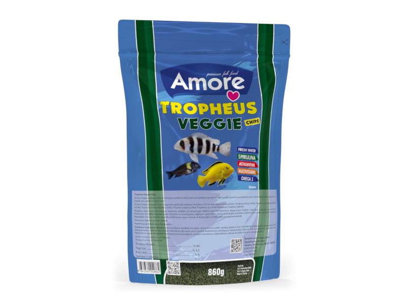TROPHEUS VEGGIE CHIPS 860 GR
