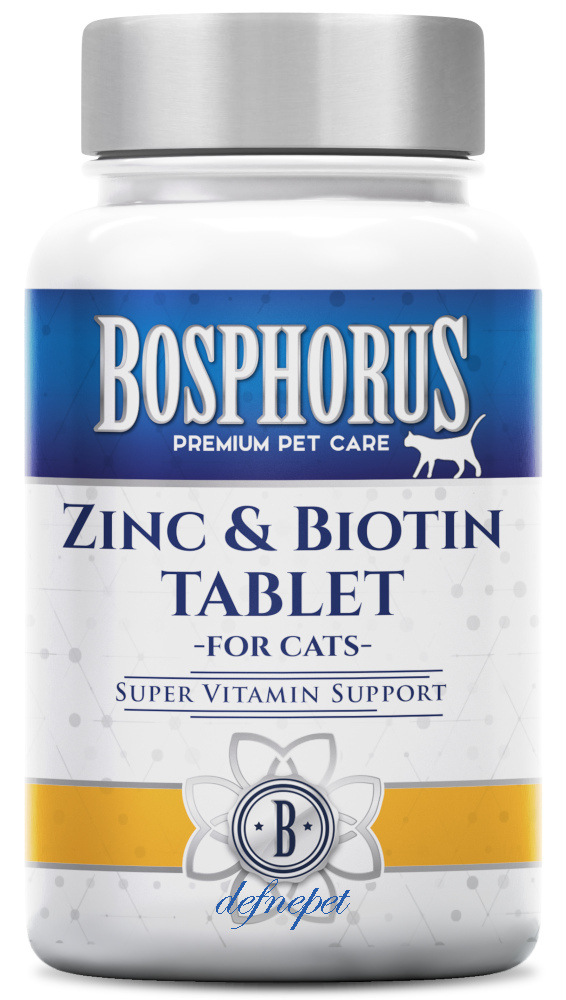 ZINC+BIOTIN TABLET FOR CATS fotograf