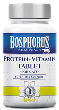 PROTEIN+VITAMIN TABLET FOR CATS fotograf