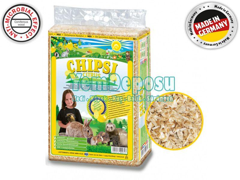CHIPSI CITRUS GREEN APPLE STRAWBERRY 3 X 60 LT MİX PAKET