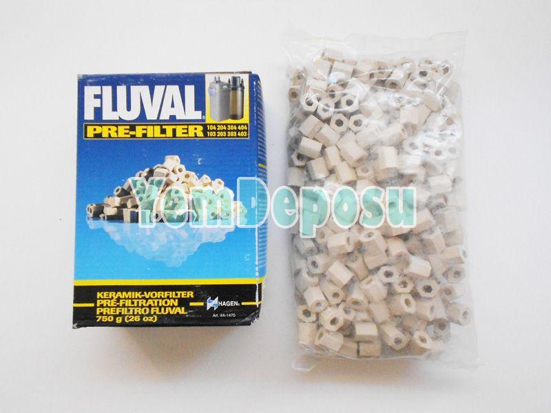HAGEN FLUVAL PRE-FİLTER SERAMİK 750 GR fotograf