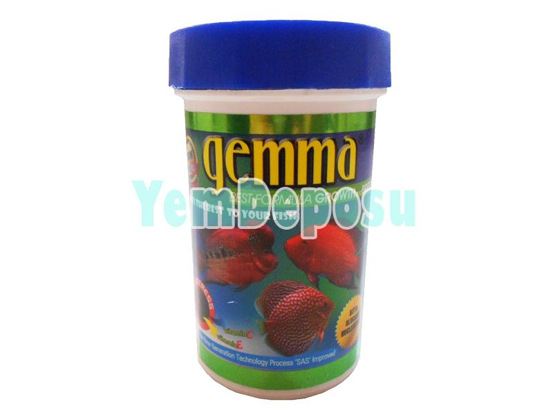 GEMMA GROWTH AND BREEDER 2 ADET 100 ML KUTU fotograf