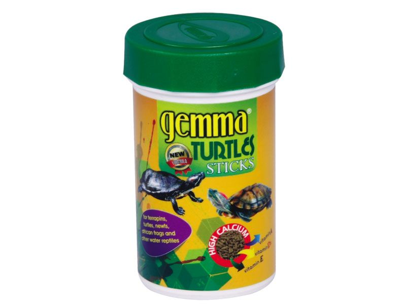GEMMA TURTLES STICKS 100 ML KUTU fotograf