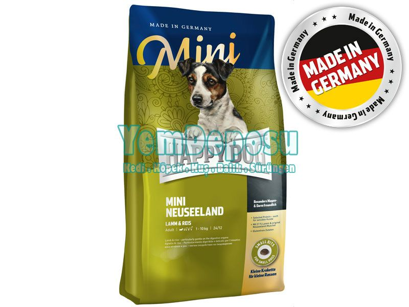 HAPPY DOG MİNİ NEUSEELAND KÖPEK MAMASI 4 KG fotograf
