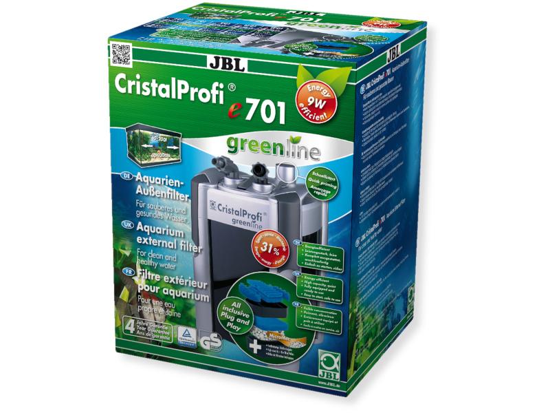 CRISTALPROFI E701 GREENLINE DIŞ FİLTRE 700L