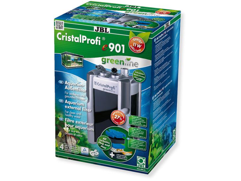 CRISTALPROFI E901 GREENLINE DIŞ FİLTRE 900L fotograf