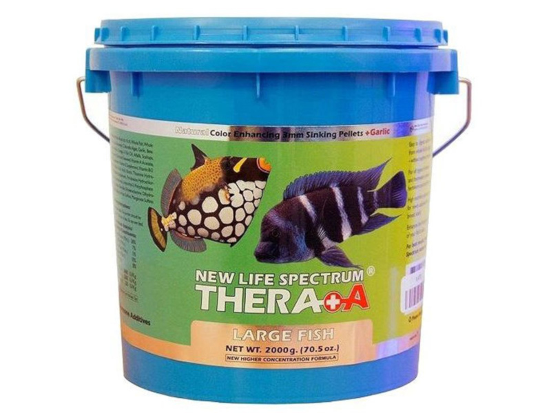 NEW LIFE SPECTRUM THERA A LARGE FISH 500 GR fotograf