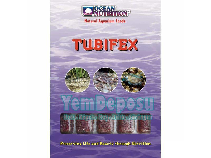 OCEAN NUTRITION TUBIFEX 100 GR fotograf