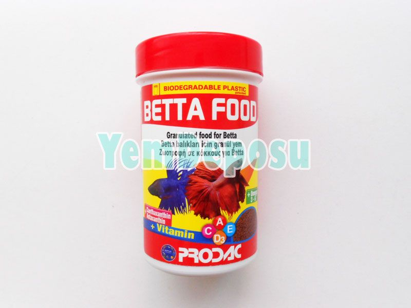 PRODAC BETTA FOOD 100 ML fotograf