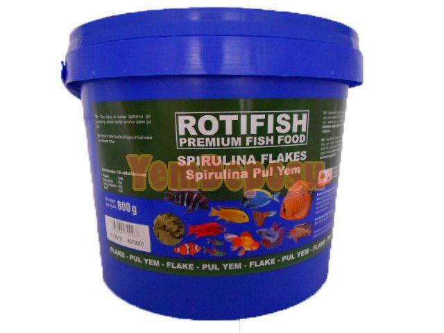 ROTIFISH SPIRULINA FLAKES 150 GR