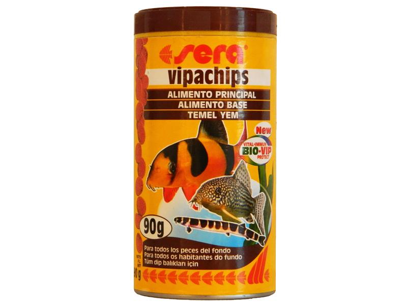 VIPACHIPS TABLET BALIK YEMİ 250 ML fotograf