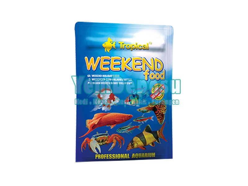 TROPİCAL WEEKEND FOOD TATİL YEMİ fotograf